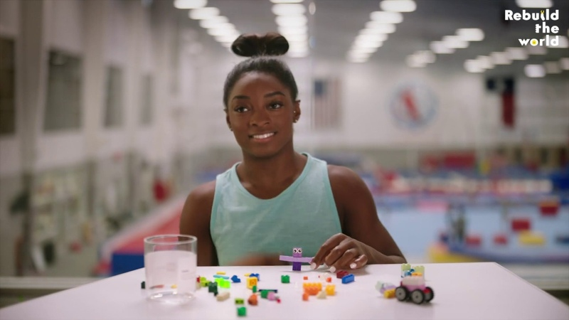 How Building a Gymnastics Routine is Like Building with LEGO Bricks