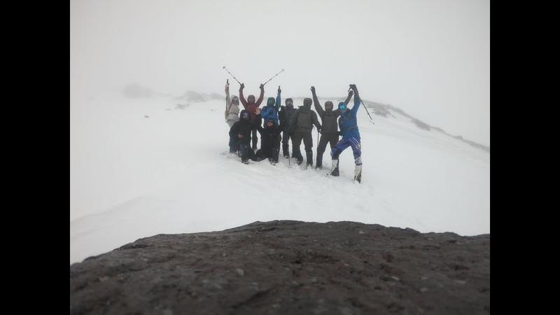 Восхождение на Эльбрус часть 3 Июль 2019г