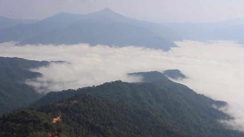 Free Video Footages - Doi Pha Tung , Vieng Kaen , Chiang Rai , Thailand