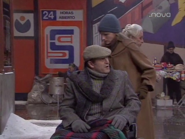 1x14 Farmacia de Guardia/Дежурная аптека [С Новым годом!]