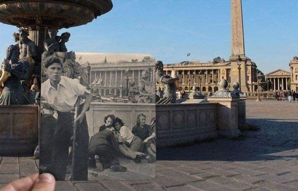 «Знай, где ты стоишь», Сет Тарас Прошлое и настоящее в потрясающем проекте американского фотографа, получившего за него Каннского золотого льва. Знаменитый международный телеканал The History