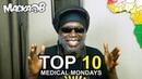 Top 10 Macka B Medical Mondays