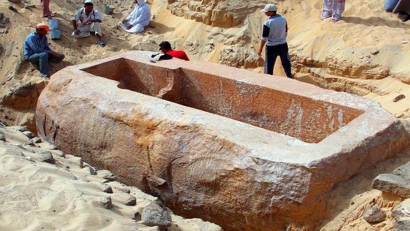 Как египтяне открывали врата в иное измерение Главный артефакт гробницы Тутанхамона был скрыт!