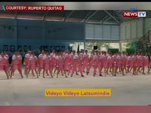 SONA: Cheerdance ng grupong Skimmers ng UP Visayas, pinuna ang ilang isyu at may...