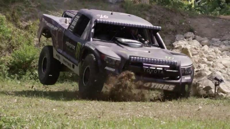 850 сильный пикап от Toyo Tires и Monster