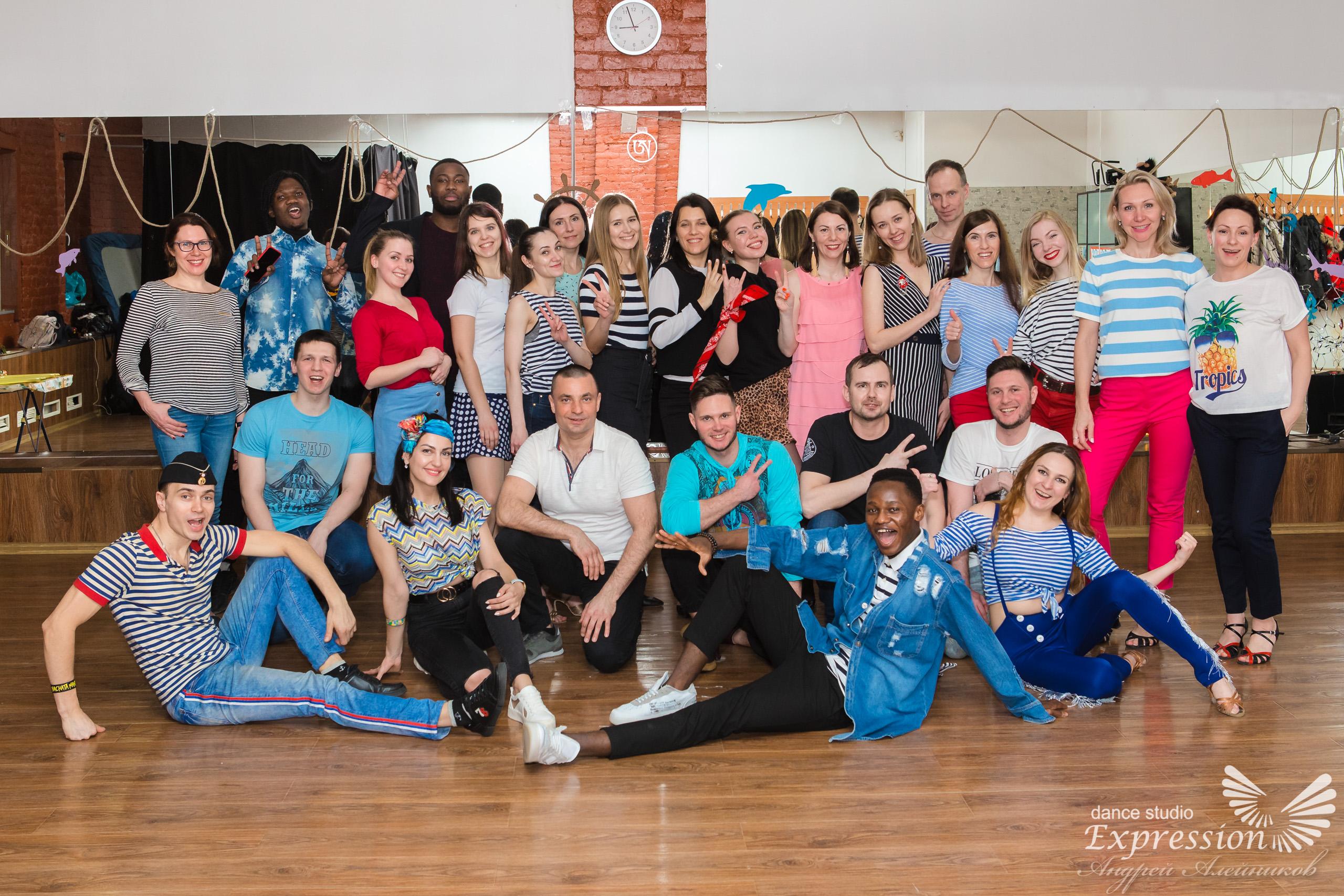 Школа танцев Expression Dance Studio возобновляет работу 13 Июля 2020 года