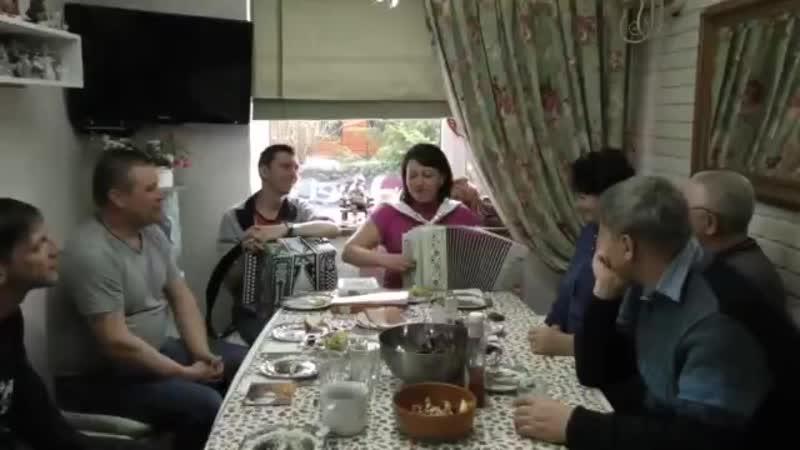 посиделки на кухне
