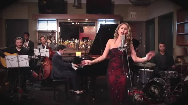 Хороший голос это тоже наркотик Habits Vintage 1930s Jazz Tove Lo Cover ft Haley Reinhart