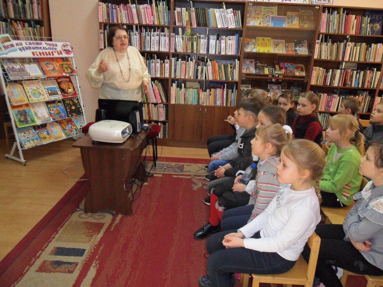 донецкая республиканская библиотека для детей, отдел искусств, занятия с детьми, республиканская неделя детской и юношеской книги