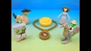 2011 RANGO SET OF 6 BURGER KING KIDS MEAL MOVIE TOYS VIDEO REVIEW