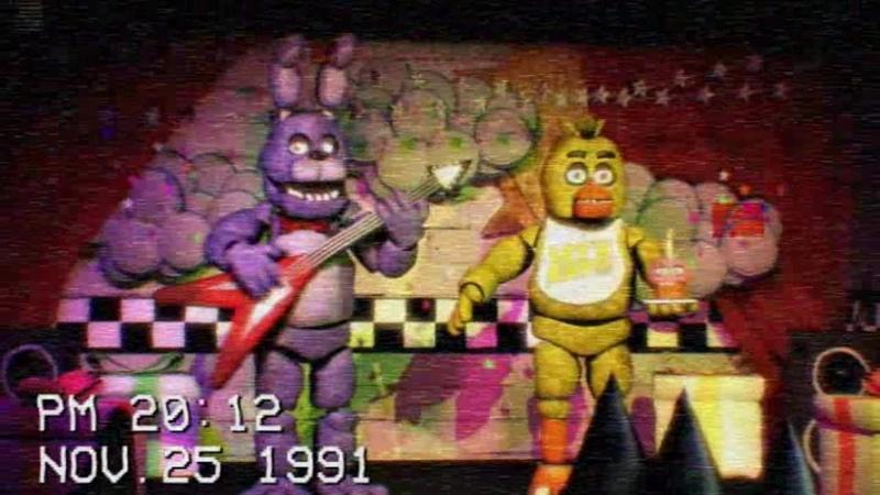 [FNAF] Bonnie Show Tape 1991 - Freddy Fazbear's Pizzeria (3)