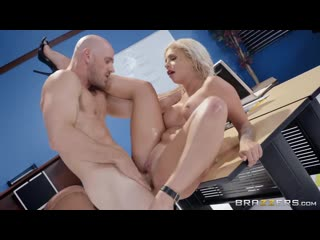 Madelyn Monroe - Call Center Cock [All Sex, Hardcore, Blowjob, Gonzo]