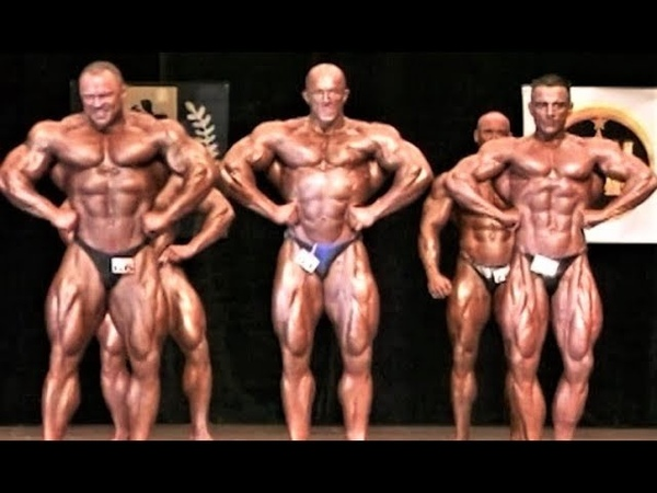 NABBA European Championship 2005 - Men 2