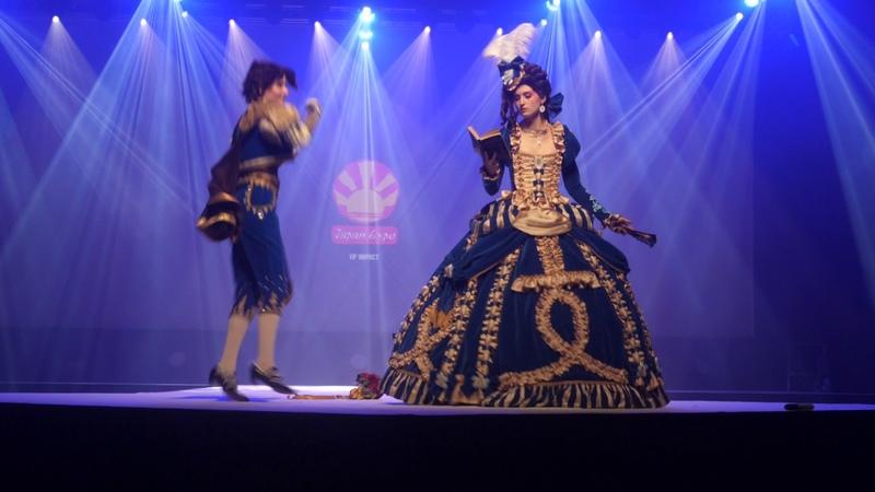Japan Expo 2017 - Concours Cosplay General Jeudi - 19 - sakizou