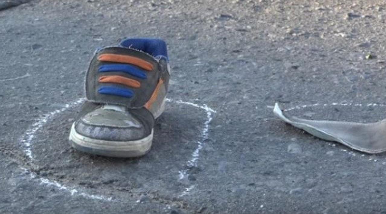 Неизвестный сбил ребенка и скрылся с места ДТП в КЧР