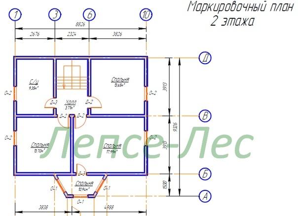 """Коттедж """"ЛУКАС"""" - просторный и необычный вариант загородного дома, который отлично подойдет для Вашей семьи!"""