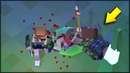 День 1 | Начало выживаний | Ласт дей в стиле МАЙНКРАФТ | Minecraft LDOE