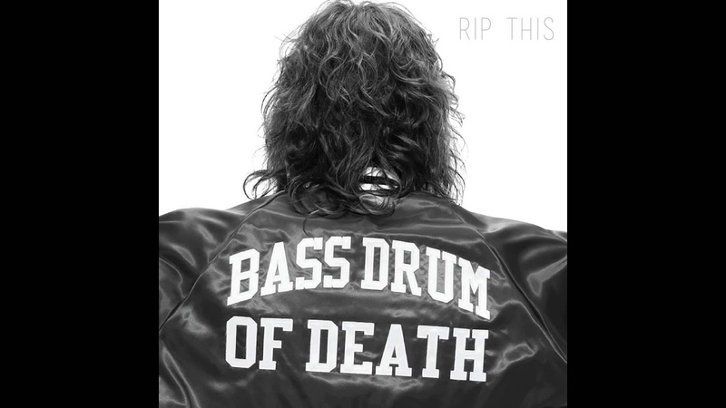 Bass Drum of Death Electric