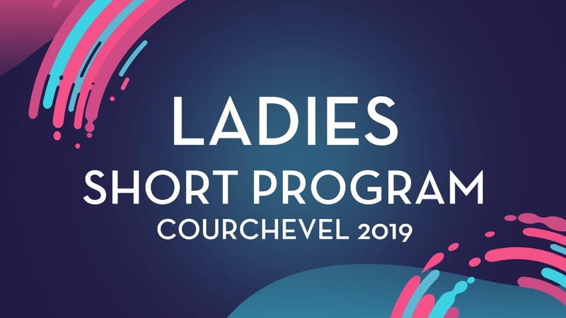 Giorgia Isabella Sechi CYP Ladies Short Program Courchevel 2019