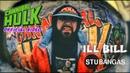 ILL BILL STU BANGAS CANNIBAL HULK Official Music Video