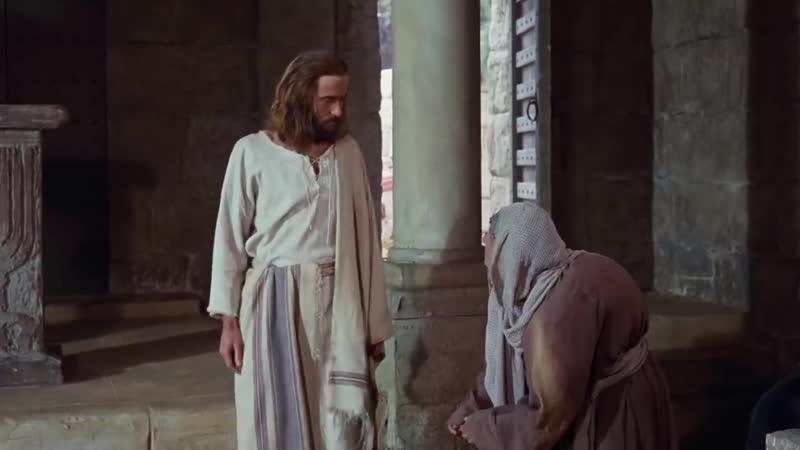 Иисус Фильм 1979 года в хоршем качестве о Иисусе Христе по