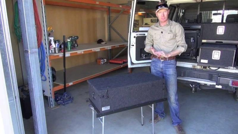 Drifta Car Back kitchen demo video