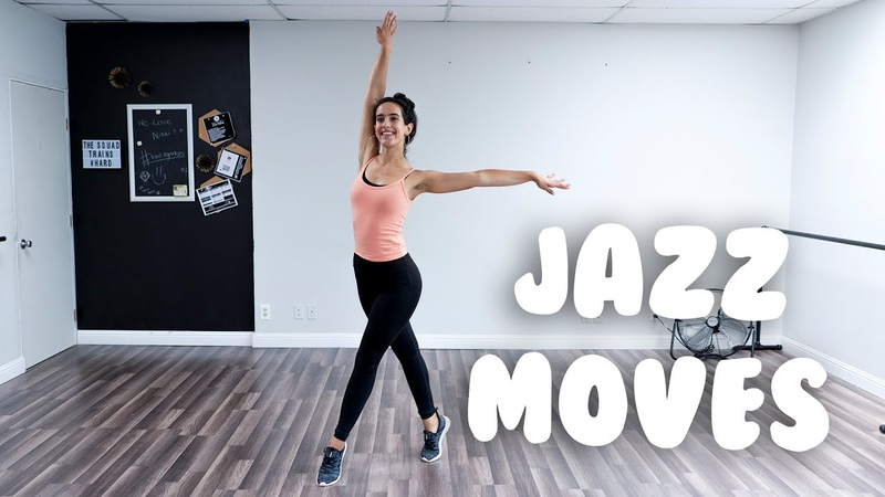 Simple Jazz Steps I Beginner Tutorial With Auti Kamal @MissAuti