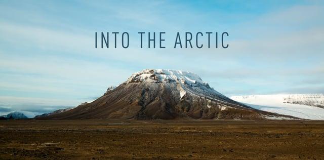 Into The Arctic Drone Showreel 2020