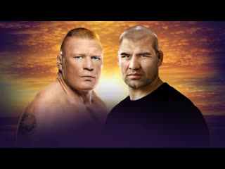 Брок Леснар  Кейн Веласкес / Brock Lesnar vs Cain Velasquez