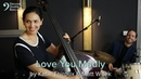 Love You Madly - Double Bass and Drums Duet