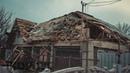 Репортаж под обстрелом : каратели ВСУ уничтожают мирный квартал г.Донецк 27.01.2015