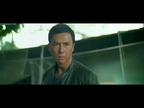 Донни Йен против Юй Сина(Donnie Yen vs Yu Xing)