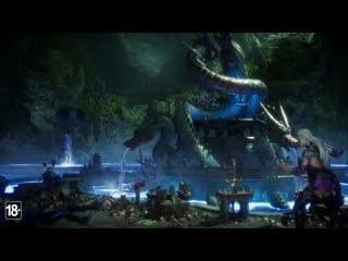 Mortal Kombat 11 - Трейлер Синдел