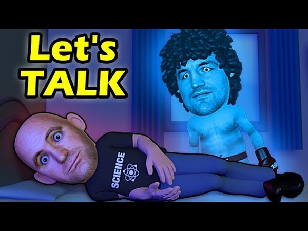 Askren GHOST tries to communicate with Dana white