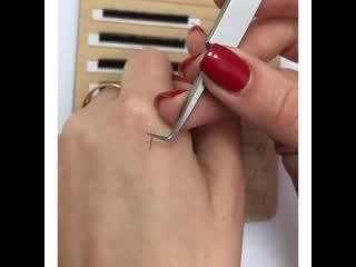 Обзор материалов для наращивания ресниц Be Perfect
