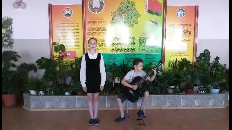 Мурашко Данила и Стриго Александра 5 Д класс СШ № 15 БАЛАДА О МАТЕРИ