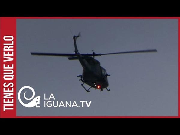 Vacila Plomo parejo helicópteros y luces en costas de Macuto ante incursión de mercenarios
