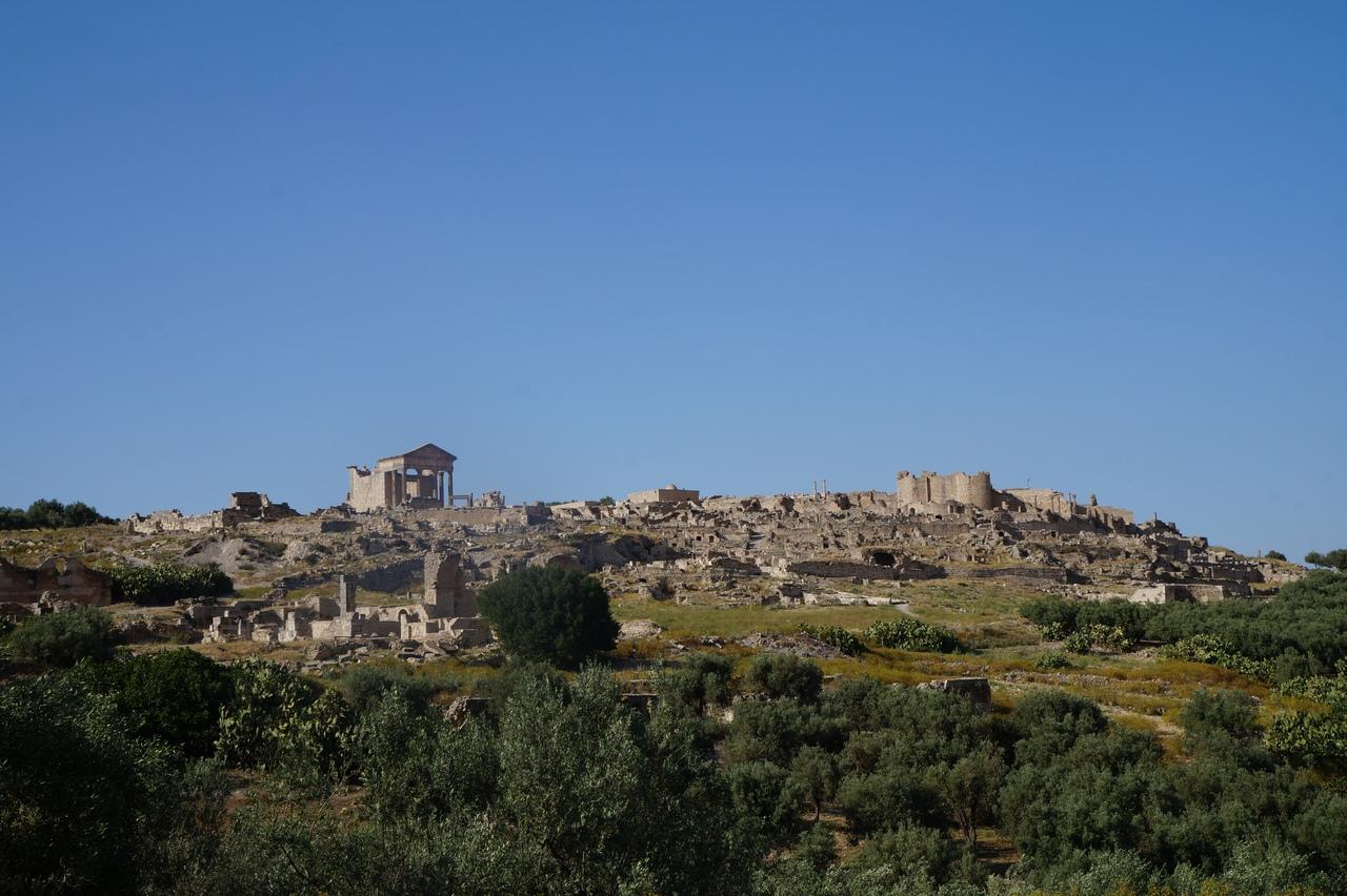 Дугга - лучше всего сохранившийся древний город в Тунисе