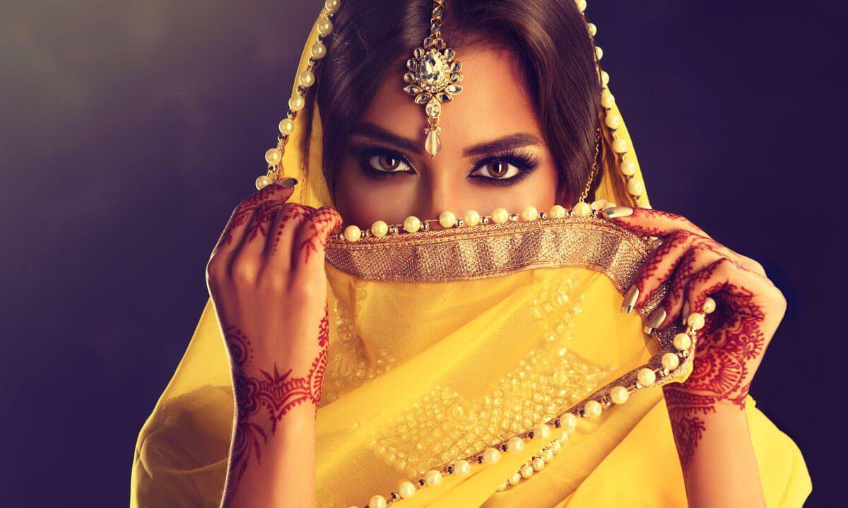 Девы. Девушки. Индуски