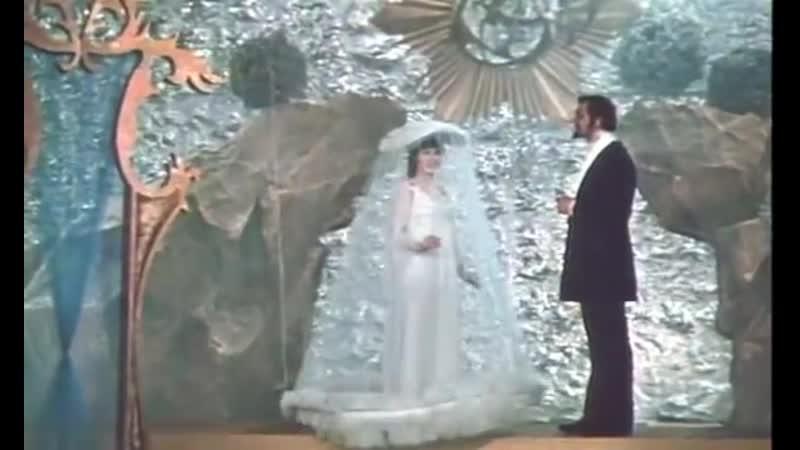 Дуэт короля и Анджелы из к/ф Король-олень, музыка М. Таривердиева