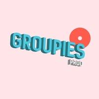 Логотип GROUPIES PRODUCTION