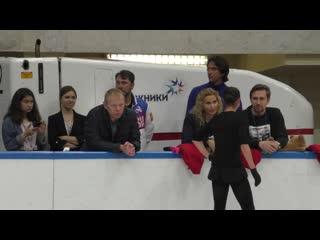 Alina zagitova 2019.09.08 open skating fs wu cleopatra c