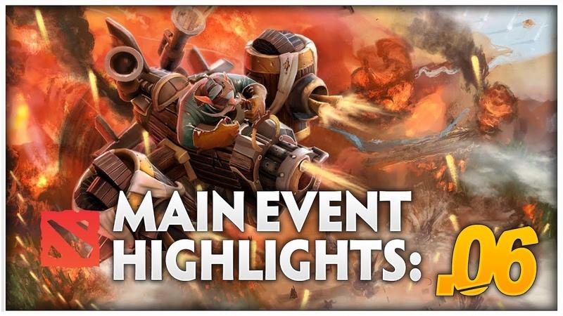 Dota 2 TI9 - FINALS Highlights - Day 6 Main Event - The International 9