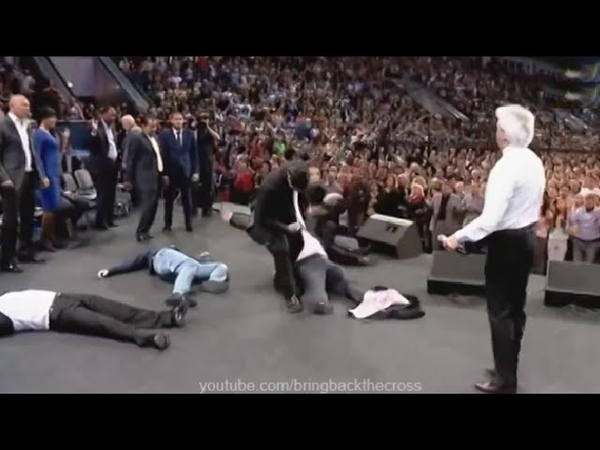 Benny Hinn The Anointing of the Holy Spirit
