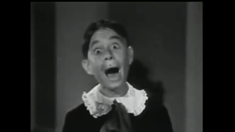 THE SINGING LESSON - Carl Switzer 1940
