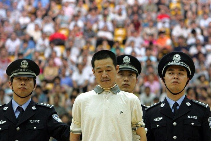 Расстрелы чиновников в Китае. Как я это почувствовал?