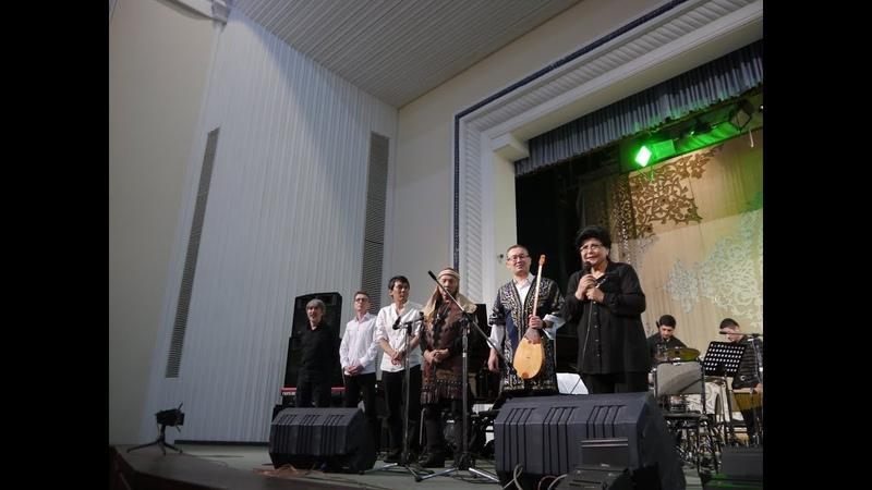 ТашкентУзбекистан Etno Jazz Concert-3 TashkentUzbekistan