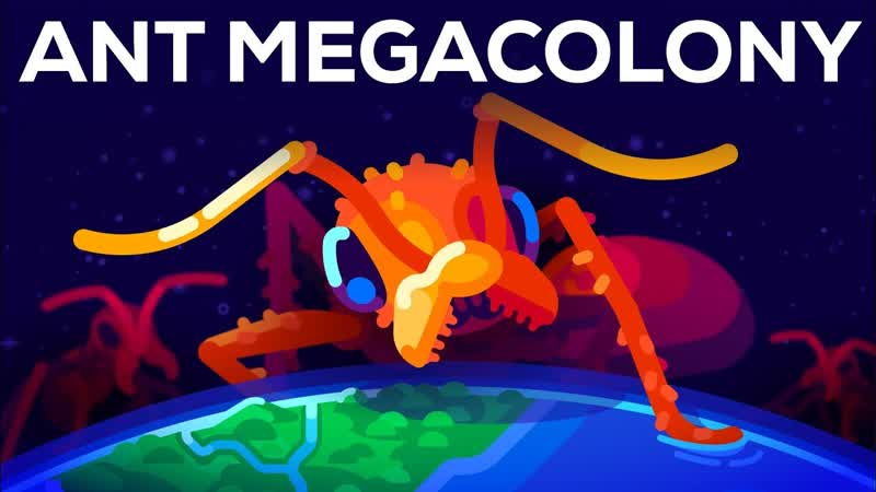 The Billion Ant Mega Colony and the Biggest War on Earth | Kurzgesagt – In a Nutshell | RusEng sub.