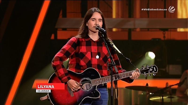 Lilyana Samu Haber Hiljaisuus The Voice Kids 2020 Germany