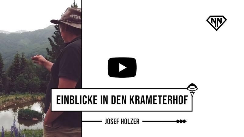 Einblicke in den Krameterhof Josef Holzer Permakultur